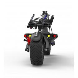 Trottinette Electrique Dualtron Thunder - 85 km/h et 100 km autonomie (démarrage empreinte digitale)