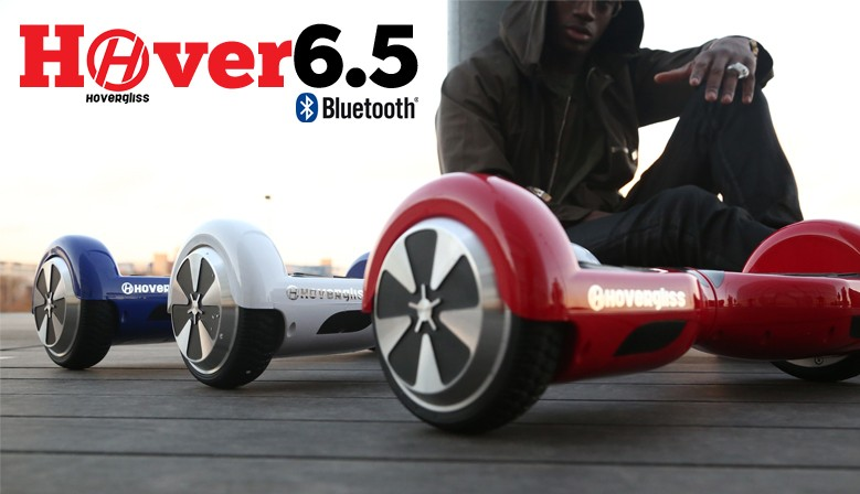 Hovergliss Bluetooth